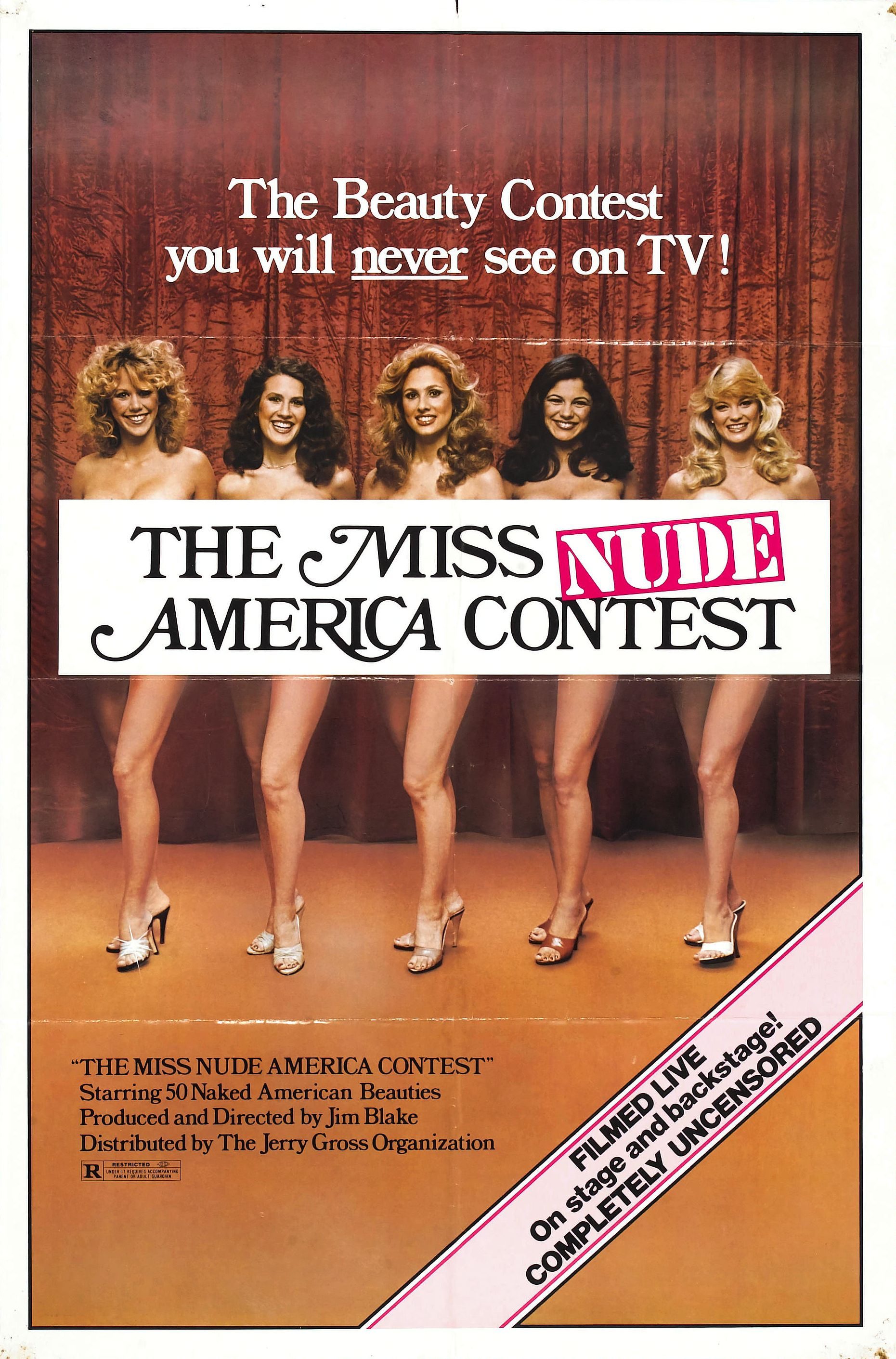 Miss jr pageant nude