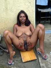 Sexy nude ugly black women