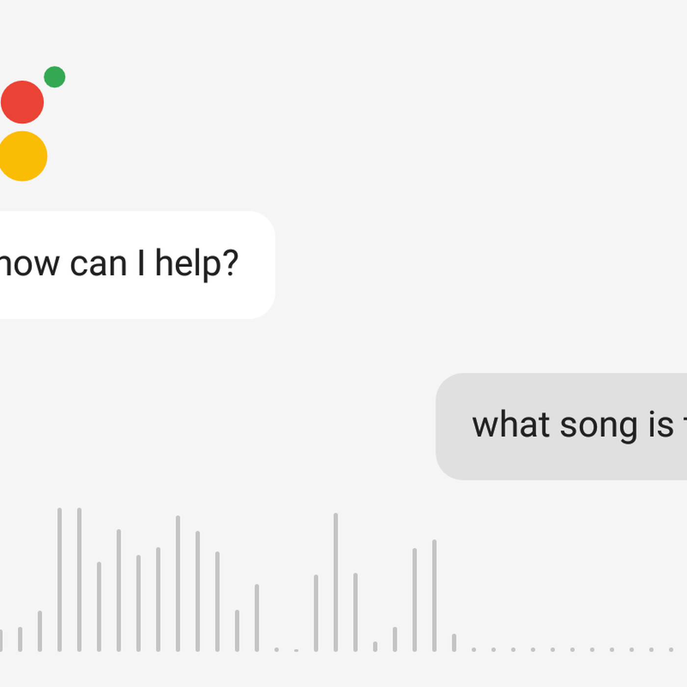 Hey google can you play music