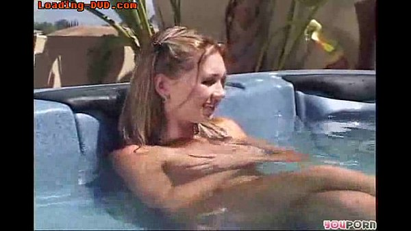 Father daughter hottub nude