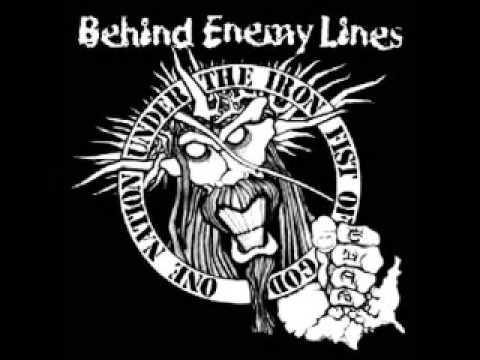 Behind enemy lines punk band
