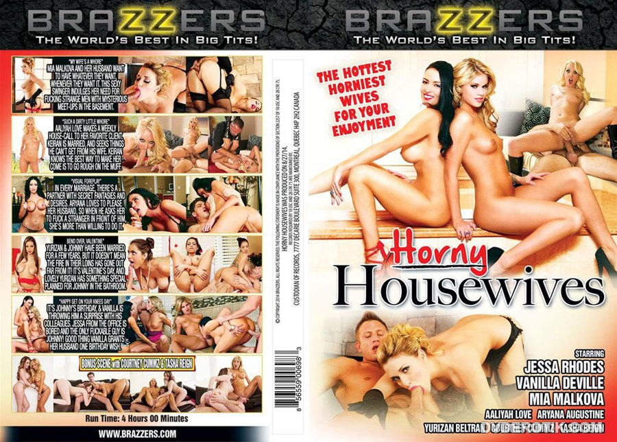 Horny housewives dvd