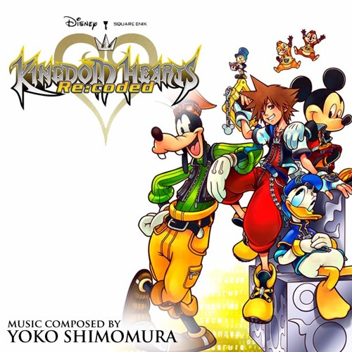 Kingdom hearts re coded music