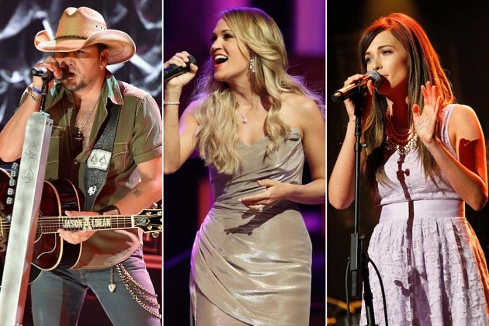 Most popular country songs 2014